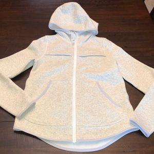 Awesome Ivivva sweatshirt full zip hoodie.